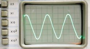 Oscillographe Image stock