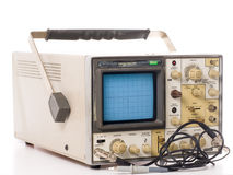 Oscilloscoop Stock Foto's
