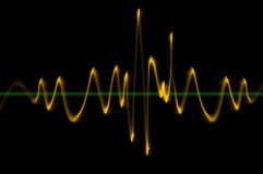 Oscilloscope Images stock