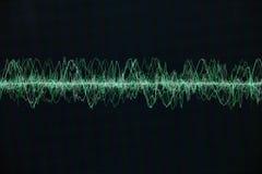 Oscilloscope Royalty Free Stock Image