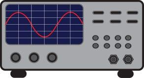 oscilloscope Photos libres de droits