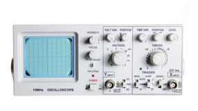 Oscilloscope Stock Images
