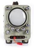 Oscilloscope machine Stock Photos