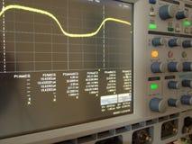 Oscilloscopio Immagini Stock Libere da Diritti
