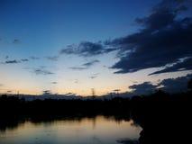 oscuridad Fotos de archivo