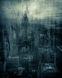 Oscuridad artística NYC Fotografía de archivo