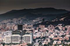Oscuridad de Bogotá Imagenes de archivo