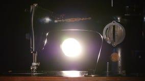 Oscuridad de la antigüedad, viejos, del trabajo, marrón y plata metrajes