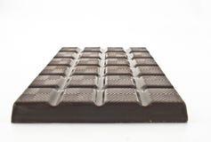 Oscuridad de la barra de chocolate Fotos de archivo libres de regalías