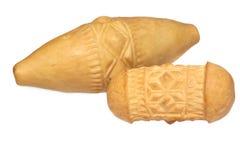 Oscypek - regional Polish sheep cheese stock photo