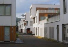 Osdorp moderne Amsterdam de logement Photographie stock libre de droits