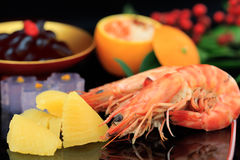 Osechi ryouri Royalty Free Stock Photography