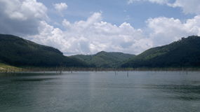Osedda Thailand Arkivbild