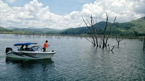 Osedda Thailand Arkivbilder