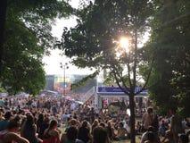 Osheaga 2014 Στοκ εικόνα με δικαίωμα ελεύθερης χρήσης