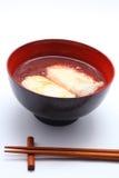Oshiruko, alimento giapponese immagine stock libera da diritti