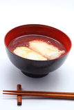 Oshiruko, Japanese food Royalty Free Stock Image
