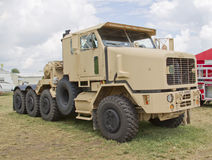 Oshkosh Army Truck Royalty Free Stock Image