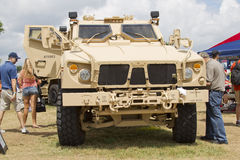 Oshkosh Humvee Royalty Free Stock Photos