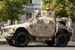 Oshkosh M-ATV Royalty Free Stock Images