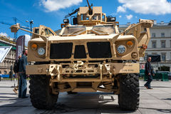 Oshkosh M-ATV Royalty Free Stock Photo