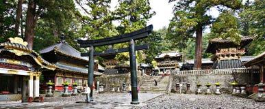 Oshogu寺庙 库存照片