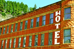 Oshotel Royalty-vrije Stock Foto's
