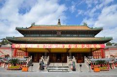 Osiem Zewnętrznych świątyni Chengde Zdjęcie Stock