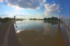 Osijek foto de archivo libre de regalías