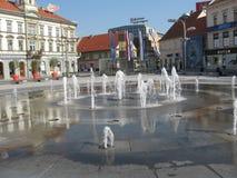 Osijek city Stock Images