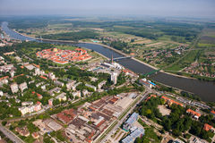 OSIJEK, CROATIA Royalty Free Stock Photography