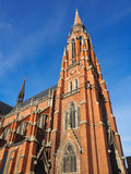 Osijek katedral Stock Photo