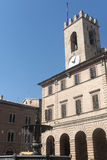 Osimo (Italy) Stock Photo