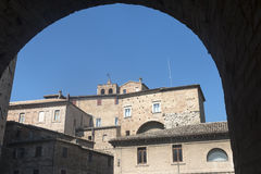 Osimo (Italy) Royalty Free Stock Images