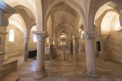 Osimo (Italy): cathedral Stock Images