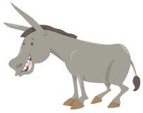 Osioł kreskówki zwierzę ilustracji