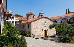 Osios David Monastery, Euboea, Greece Stock Photos