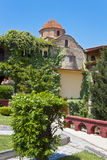 'Osios Efraim' monastery at Greece Royalty Free Stock Photos