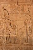 Osiris und Isis Stockbilder
