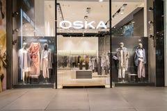 OSKA Royalty Free Stock Image