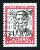 Oskar Kokoschka Royalty Free Stock Image