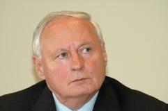 Oskar Lafontaine Stock Photo