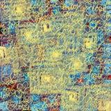 Oskarp färgrik bakgrund med ord av förälskelse och hjärtor stock illustrationer