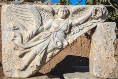 Oskrzydlony bogini nike Obraz Stock