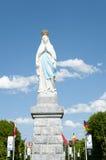 Oskuld av Lourdes - Frankrike Royaltyfri Bild
