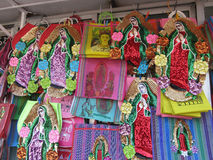 Oskuld Mary Souvenirs Royaltyfria Bilder