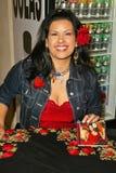 Oskulderna, Rebekah Del Rio royaltyfria bilder