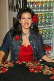 Oskulderna, Rebekah Del Rio fotografering för bildbyråer