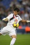 Osky Getafe goalkeeper Royalty Free Stock Images