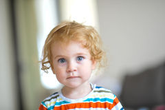 Oskyldigt barn Royaltyfri Bild